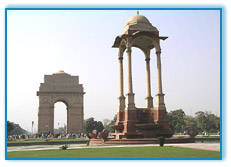India Gate, Delhi Vacations